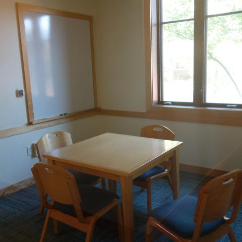 Village House 1 First Floor Study Room