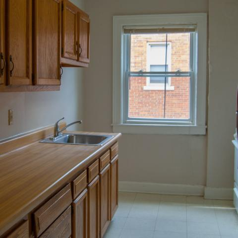 Noble Apartments Kitchen